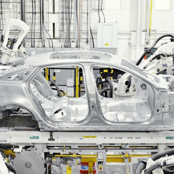 Car Production Facility
