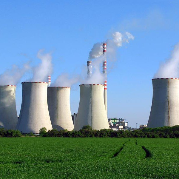 Nuclear Power Plant in Europe
