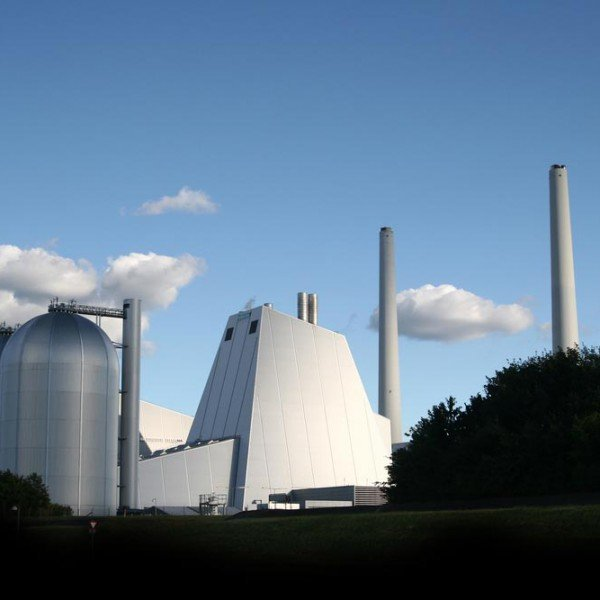 CHP Power Project in the UK